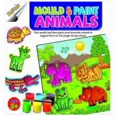 Ratnas Mould & Paint Animals