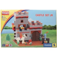 Peacock Castle JR