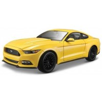 "Maisto Power Kruzerz 4.5"" 2015 Ford Mustang GT"
