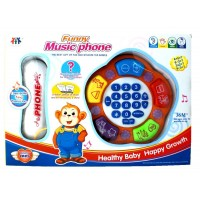 Funny Music Phone