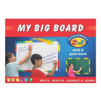 Zephyr  My Big Board Big 2-in1