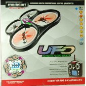 Modelart4-Channel Digital Proportional 4-Rotor Quadcopter (Hobby Series)