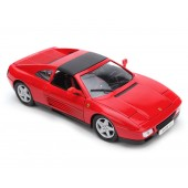 Bburago Ferrari 348TS  Scale Model 1:18