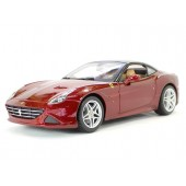 Bburago Ferrari California T (Closed Top)  Scale Model 1:18