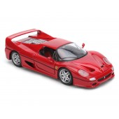 Bburago Ferrari F50 (Closed Top)  Scale Model 1:24