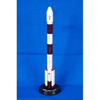 Indian Model Makers Polar Satellite Launch Vehicle (PSLV) Model Scale 1:150