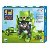 Annie 4-in-1 Educational Solar Robots
