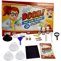 Ekta Boom Fun with Science