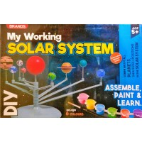 Brands My Working Solar System