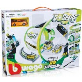 Bburago Go Gears  Super Spin Speed Way Play Set