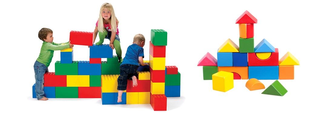 ASSEMBLING & BUILDING BLOCKS