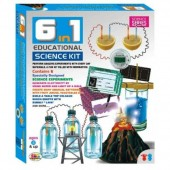Ekta 6-in-1 Educational Science Kit