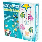 Ekta Create & Paint Wind Chime