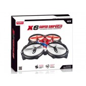SYMA X6 Super Ship 2.4G 4CH R/C Quadcopter