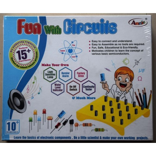 annie fun with circuits rh indianmodelmakers com fun circuits class fun circuits to build