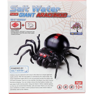 Solar Tree Salt Water Fuel Cell Giant Arachnoid