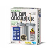 4M Green Science Tin Can Calculator