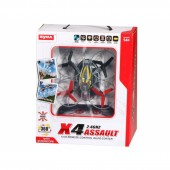 SYMA X4 Assault 2.4G 4CH R/C Quadcopter