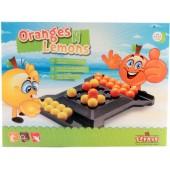 Zephyr Orange N Lemons