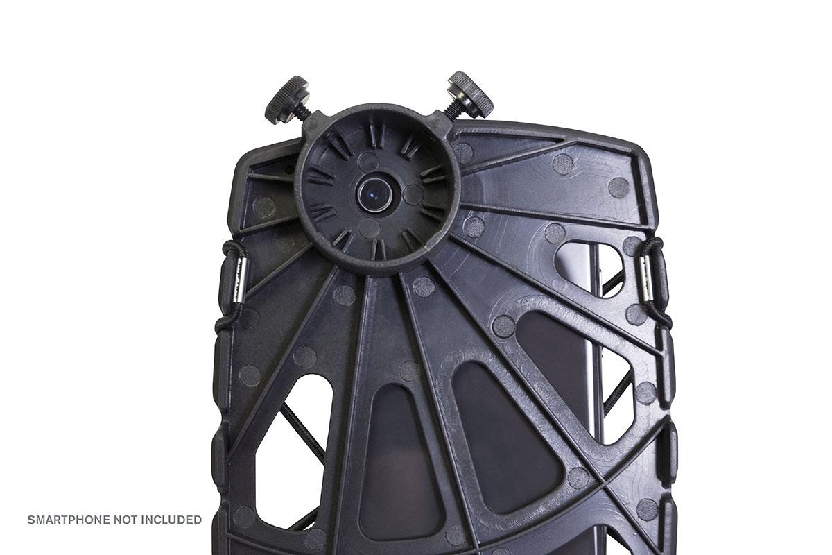 Celestron powerseeker eq motor drive telescope smart phone