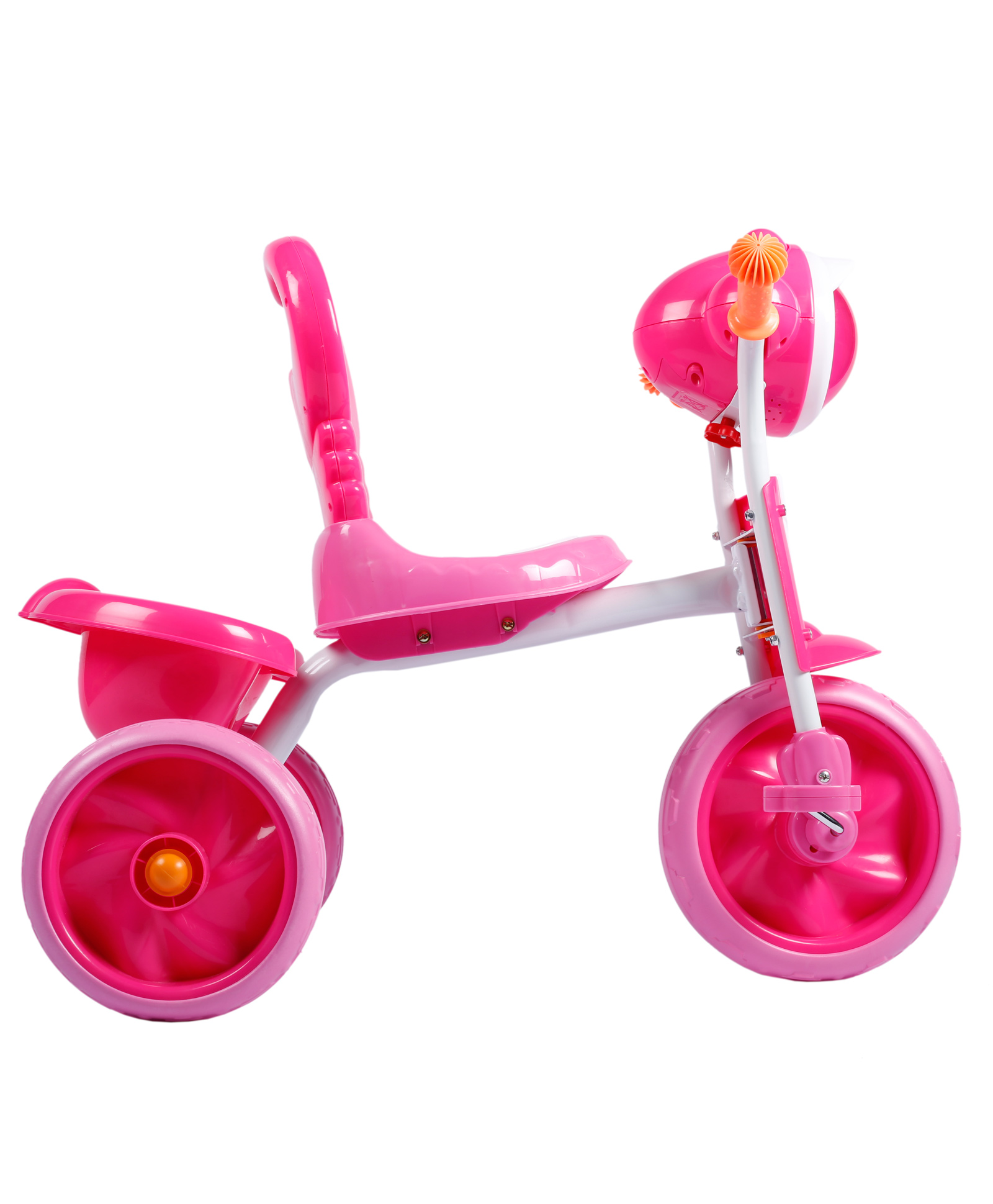 Toy House Scooty Tri Cycle- Pink Colour