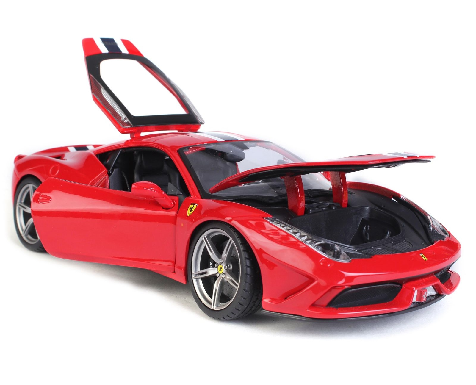 bburago ferrari 458 speciale scale model 1 18. Black Bedroom Furniture Sets. Home Design Ideas