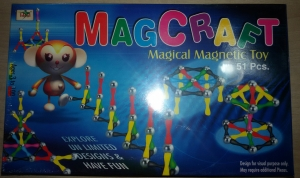 Mag Craft Magical Magnetic Toy
