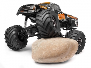 HPI Racing 1/12th Scale Wheely King 4X4  Monster Truck RTR