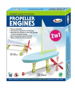 Annie Propeller Engines 2-IN-1