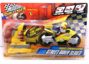 Trigger Launched Racers Street Rider Series
