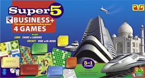Ajanta Games Super 5 Business + Games